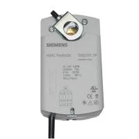 Приводы воздушных заслонок Siemens GQD..1A