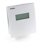 Комнатный датчик влажности и температуры Siemens QFA20..