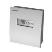 Датчики качества воздуха Siemens QPA с дисплеем