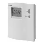 Комнатные термостаты Siemens RDF110 для 2-трубных фэнкойлов