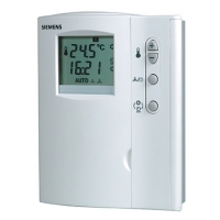 Комнатные термостаты Siemens RDF210 для 2-трубных фэнкойлов