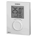 Термостаты комнатные Siemens RDH10 для отопления/охлаждения, с большим дисплеем