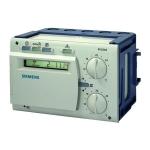 Контроллер центрального отопления Siemens RVD260-С