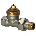 Прямые радиаторные клапаны Siemens VDN