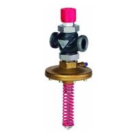 Автоматические регуляторы перепада давления Siemens VSG519